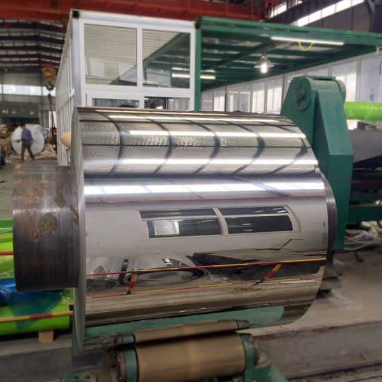 FDA Standard Mill Finish 6951 Aluminum Coil/Coated Aluminum Coil pictures & photos