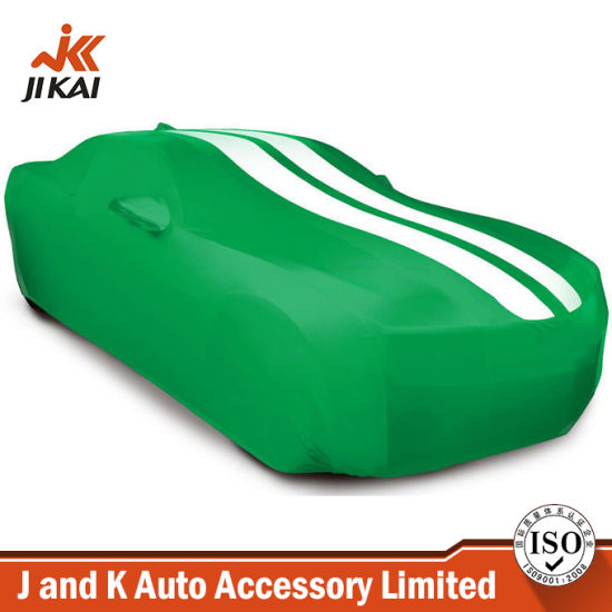 Classic Car Accessories ISO9001 Stretch Indoor Car Cover