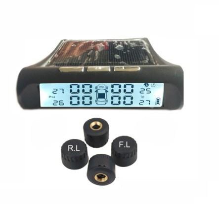 Tire Pressure Monitor (TPMS) Digital Tire Pressure Guage with External Sensors (TP008)