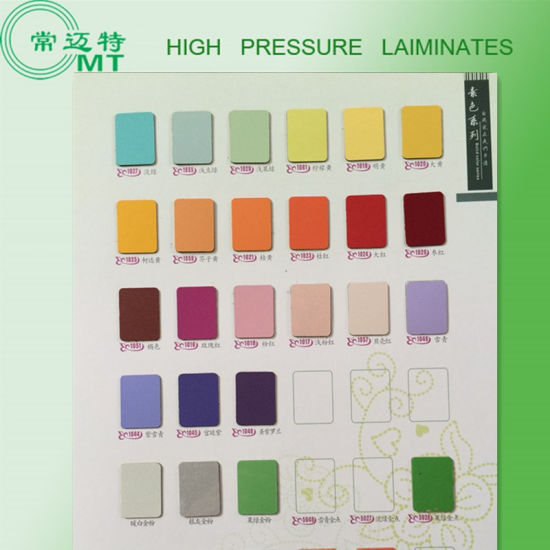 High Pressure Laminate/Kicten Cabinet (HPL) pictures & photos