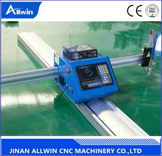 Mobile Oxygen Gas Pipeline Portable Water Jet Cutting Machine Price