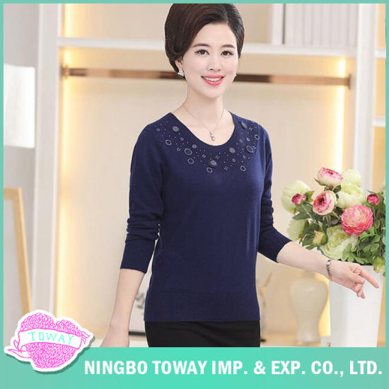 213b7b11e2b Fashion Jumpers Cashmere Clothing Best Designers Knitwear for Ladies  pictures   photos