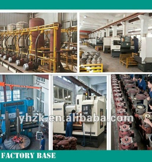 High Quality Double Stage Rotary Vane Vacuum Pump pictures & photos