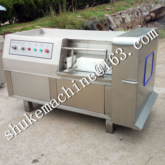 Industrial Frozen Meat Grinder Machine Electric Meat Mincer High Capacity
