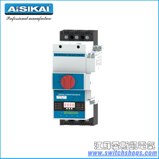 Control and Protection Switch (Skcps-45A) with CE, CCC, ISO9001