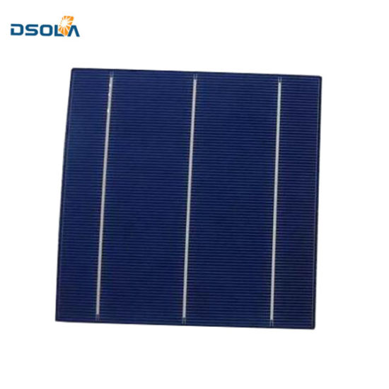 Dsola Promotion Cheap Prices Photovoltaic Module Bifacial Solar Cell pictures & photos