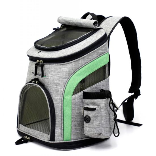 Custom Airline Approved Pet Backpack Bag for Small Animals