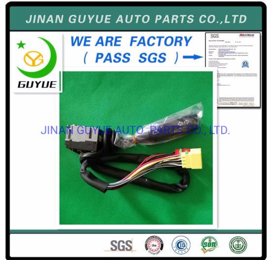 for Yutong Zhongtong Higer Gold Dragon Kinglong Bus Parts Combination Switch