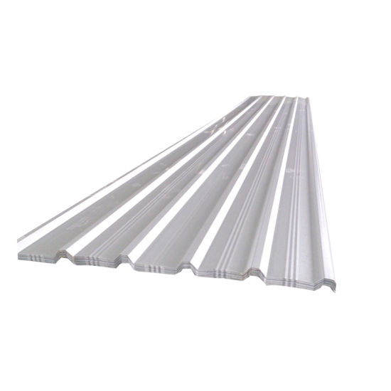 ASTM A653 High Strength Galvanized Corrugated Roofing Steel Sheet