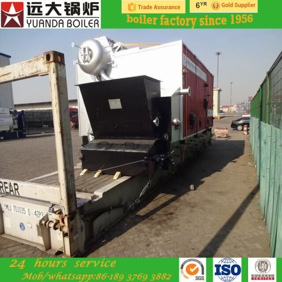 1-10ton Capacity Industrial Biomass Fired Steam Boiler pictures & photos