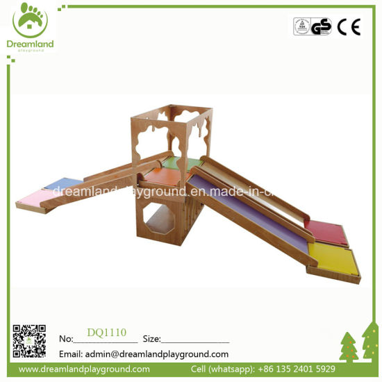 Nursery School Early Learning Kids Indoor Soft Play Equipment pictures & photos