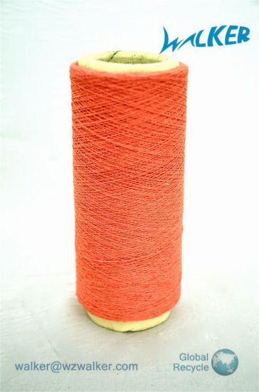 8s Orange Cotton Yarn for Glove Knitting pictures & photos