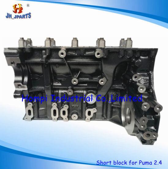 Auto Engine Short Block for Ford Transit Puma 2.4 Puma2.2/Vm2.5/Vm2.8