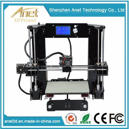 Anet Malyan Desktop Polyjet 3D Printer Kit with Printer Parts 3D Printer Prusa I4 pictures & photos