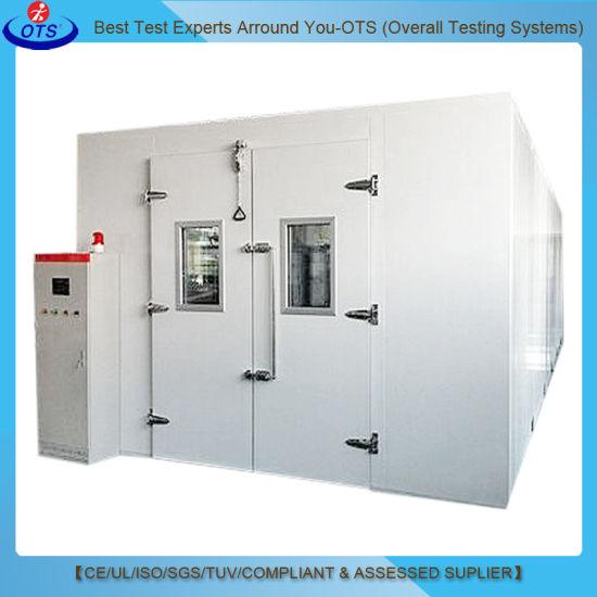 Laboratory Modular Walk-in Cyclic Big Volumn Temperature Humidity Chamber