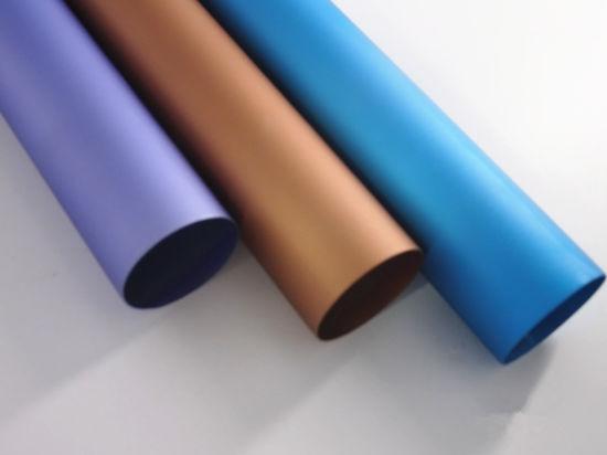 Aluminum Alloy 6000 Series Seamless Auto Accessories Tube Aluminum Pipe