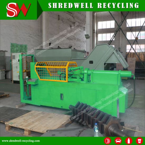 Scrap Truck Tyre Debeader Machine for Debeading Waste/Used Tire pictures & photos