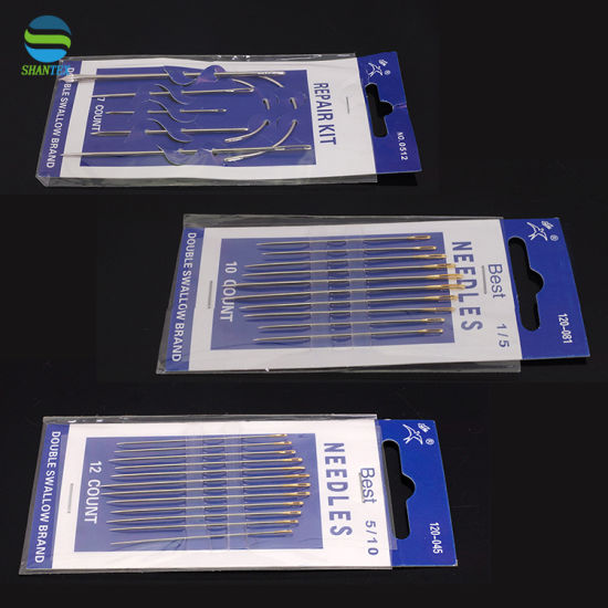 12 counts Hand Sewing Needles set