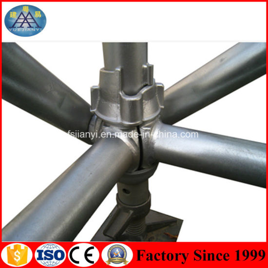 High Rise Safety Q235 Cuplock Scaffold Metal System for Construction pictures & photos