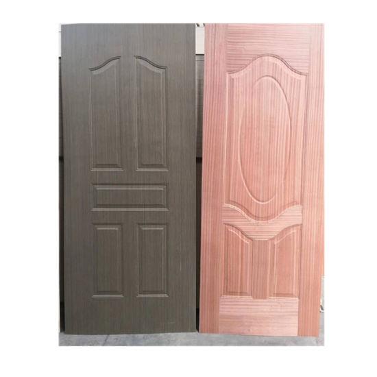 Moulded Press Plywood Wooden Door Skin