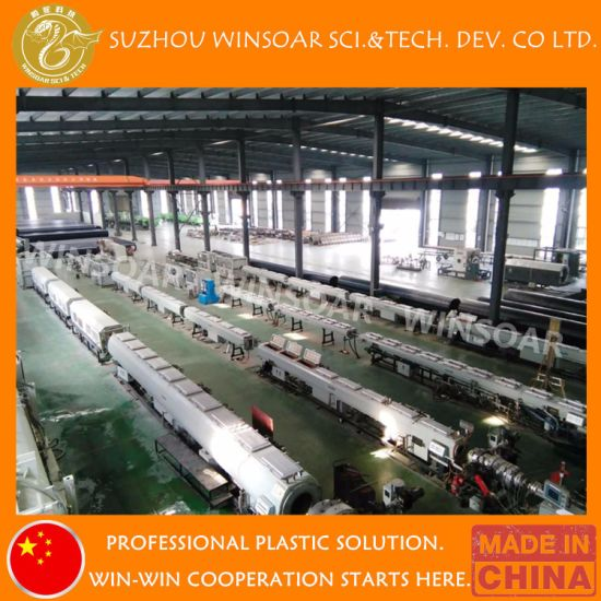 PPR Pipe Making Extrusion Production Line