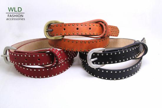 Nice Style with Rivet Belt Set Ky6506