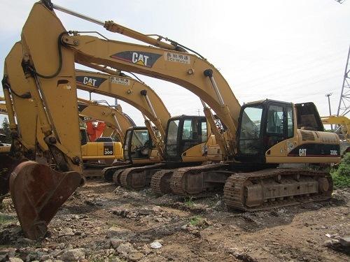 Used Crawler Excavator Caterpillar 330c for Sale
