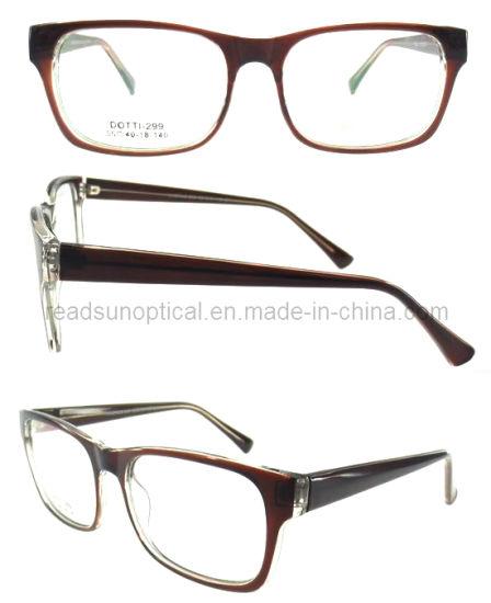 Cool Men Wearing Frames, Optic Glass Frame (OCP310170)