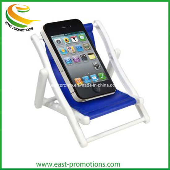 Custom Beach Chair Cell Mobile Phone Holder for Business Promotion pictures & photos