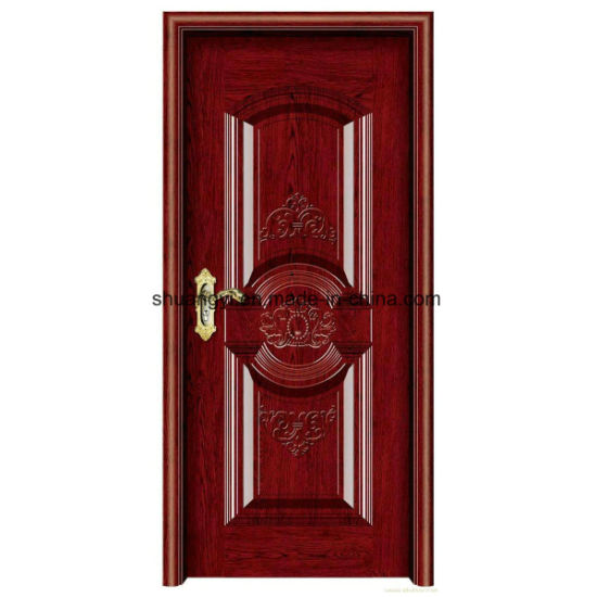 China Made Interior MDF Wooden Door pictures & photos