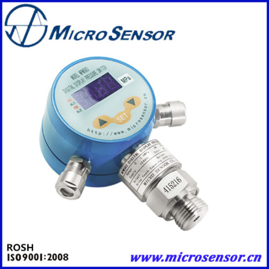 china pressure switch mpm583 with digital display relay output rh micorsensor en made in china com electric pressure relief valve DC Relay Diagrams