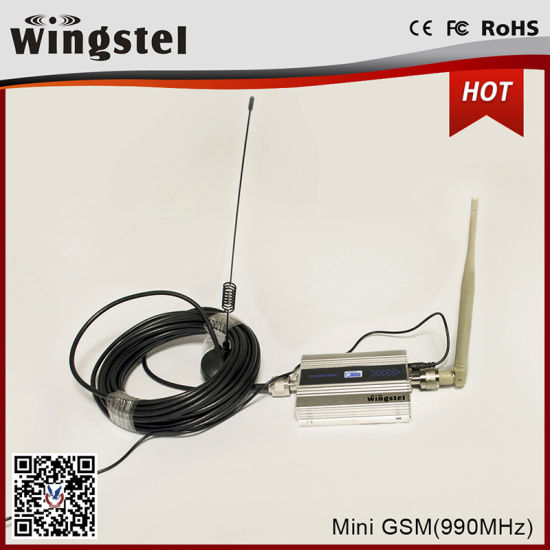 Wholesale Price Mini CDMA Signal Repeater 2g Signal Booster for Cellphone with Outdoor Antenna