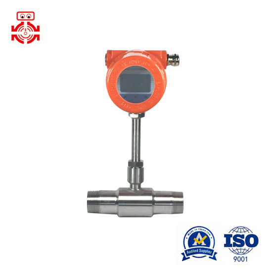 Nature Gas Thermal Gas Mass Flow Meter with Thermodynamic