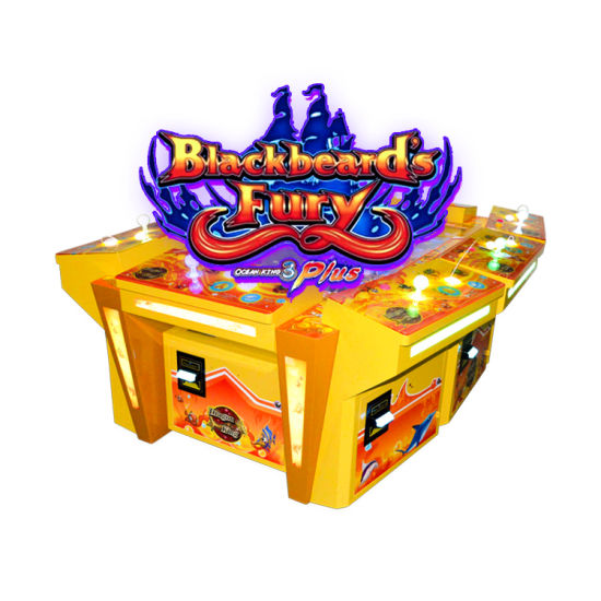 China Ocean King 3 Fish Game Kits Arcade Processing Table