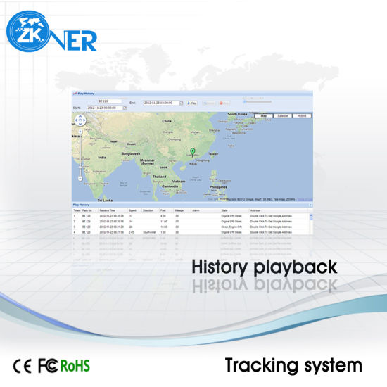 Web Based Tracking Software, Vehicle Tracking System