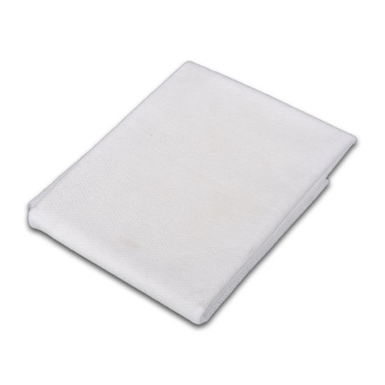 High Quality White and Yellow Cotton Adhesive Tack Cloth for Car Care