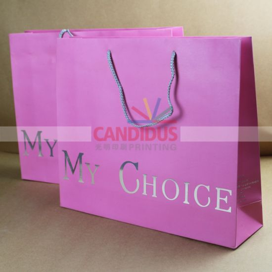Professional Shopping Bag Paper Bag Manufacturer