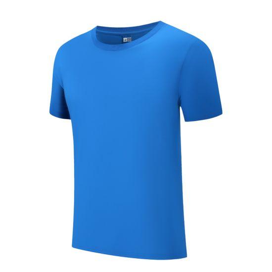 Custom Logo Unisex Blank Promotional Gift Cotton Sports T-Shirt