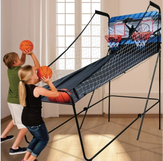 2-Player Basketball Shot Maker (Item No. FSS -B01) pictures & photos