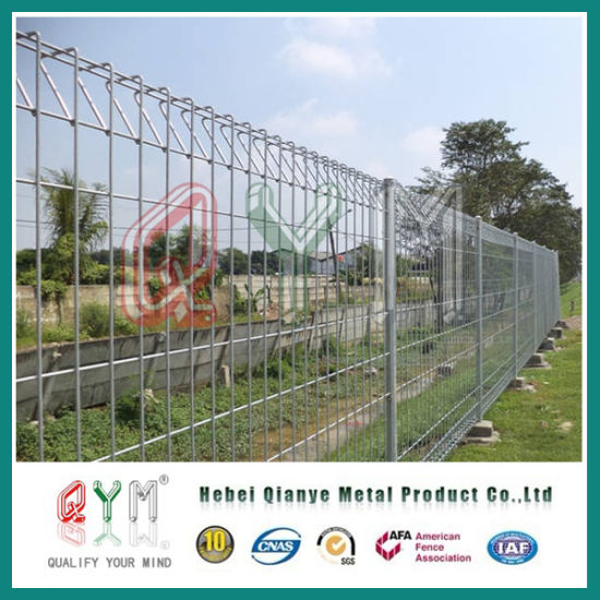 China Australian Standard Decorative Rolled Top Fence/ Brc Fencing ...