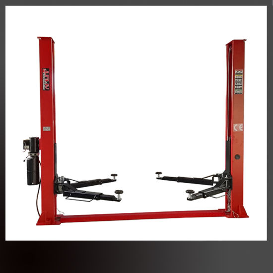 Tow Post Hydraulic Car Parking Lift