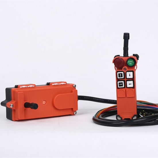 Single Speed Industrial Remote Control Switch (F21-4S)