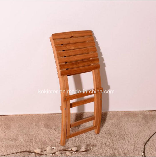 Bamboo Folding Chair Bamboo Reclining Chair Bamboo Plywood Bamboo Folding Chair pictures & photos