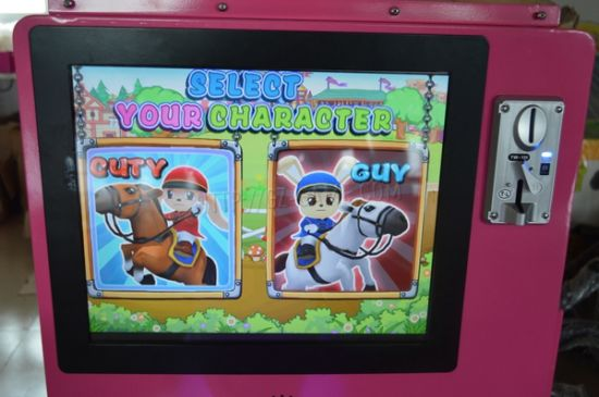 3D Video Small Horse Racing for Sale pictures & photos