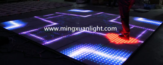 Panels Star Light Portable Sensitive Interactive LED Dance Floor pictures & photos