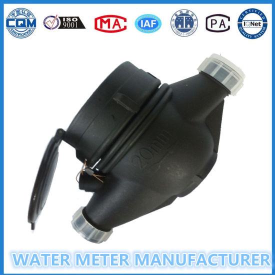 Water Meter of Nylon Plastic Multi-Jet Dry Type (Dn15-25mm)