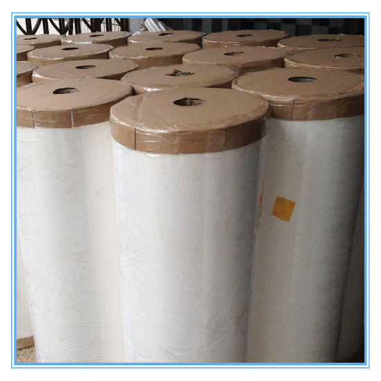 30mic 35mic Corona Treated White Pearl BOPP Film for Label Packaging pictures & photos
