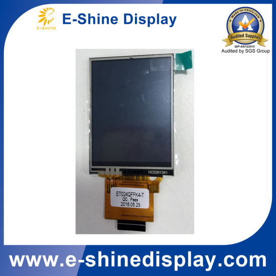 2.4 inch high brightness / full viewing angle IPS TFT LCD pictures & photos