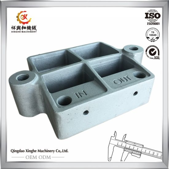 Customized A380 Aluminum Die Casting Zinc Alloy Die Casting Parts pictures & photos