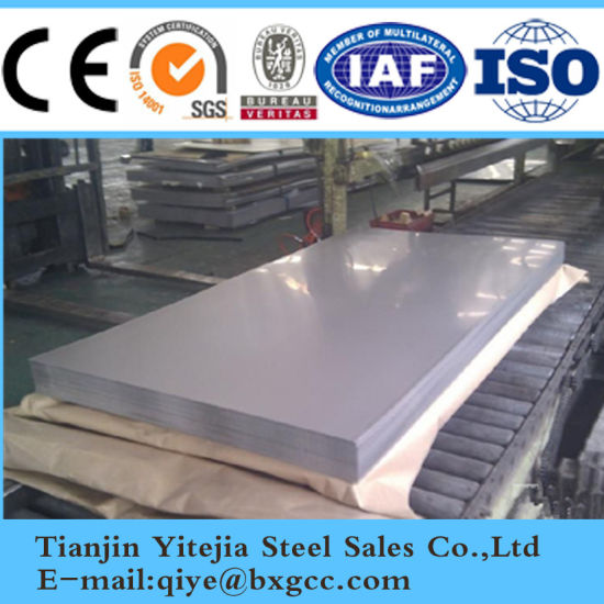 Stainless Steel Plate (304 321 316L 310S 904L) pictures & photos